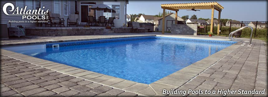 Atlantis Pools - Building Pools to a Higher Standard