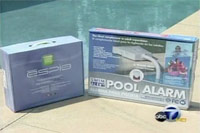 Pool Alarm Video