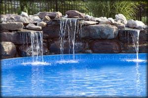 Rock Waterfall Example