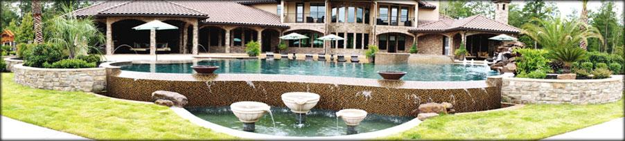 Custom Gunite Pools